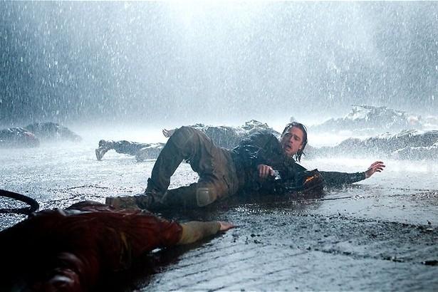 Brad Pitt strijdt tegen bloeddorstige zombies