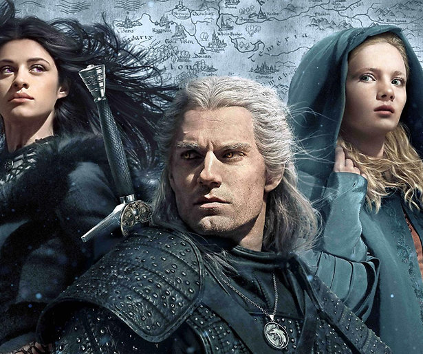 Netflix-tip: The Witcher