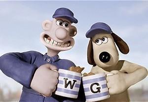 Op konijnenjacht met Wallace en Gromit