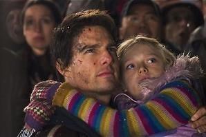 Tom Cruise op de vlucht voor aliens in War of the Worlds