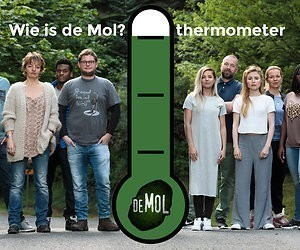 Wie is de Mol? 2017 - #03: Gooit Thomas stiekem honderden euro's weg?