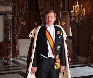 Koning Willem-Alexander op bezoek bij McDonalds Leiden