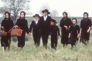 Harrison Ford gaat bij de amish