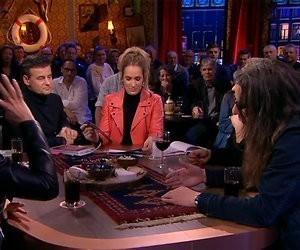 Videosnack: 'Seksexpert' Herman Brusselmans zorgt voor ongemakkelijkheid bij Wilfred Genee
