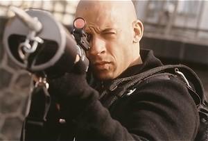 Laat Vin Diesel maar schuiven