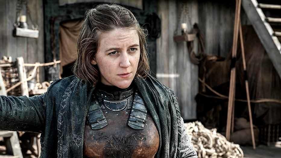 Interview met 'Yara Greyjoy' uit Game of Thrones