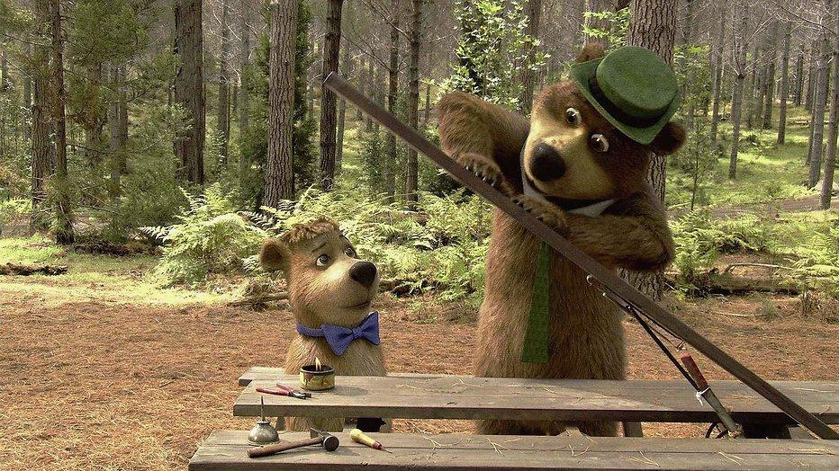 Kijktip: Dan Aykroyd en Justin Timberlake als beren met een missie