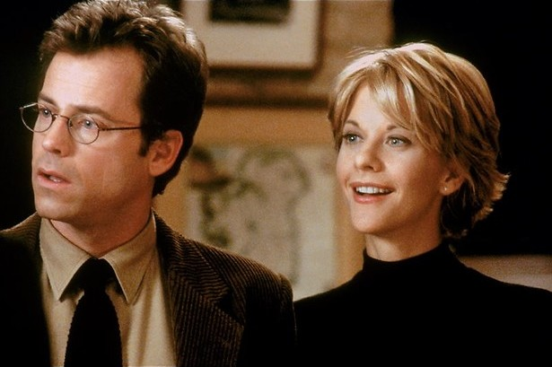 Meg Ryan mailt met Tom Hanks
