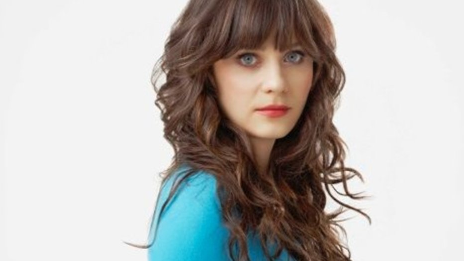 Zooey Deschanel is zwanger