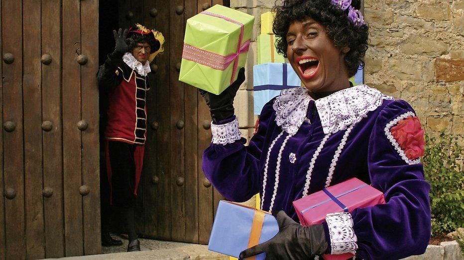 In Vlaanderen is het over met Zwarte Piet