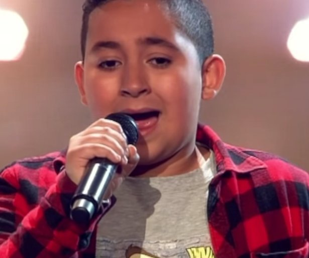 YouTube-hit: Zakaria's Voice Kids auditie met Halo