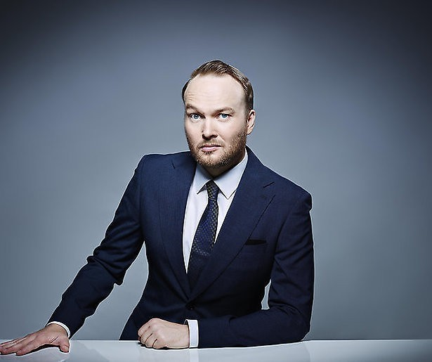 Arjen Lubach wil Ricky Gervais in Zondag met Lubach