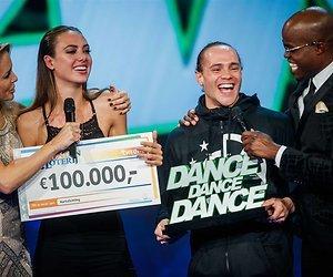 Zoey en Marnix winnen Dance, Dance, Dance